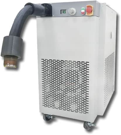 Cold Temperature Inducing System   Cold Testing   Ambient Temperature Test